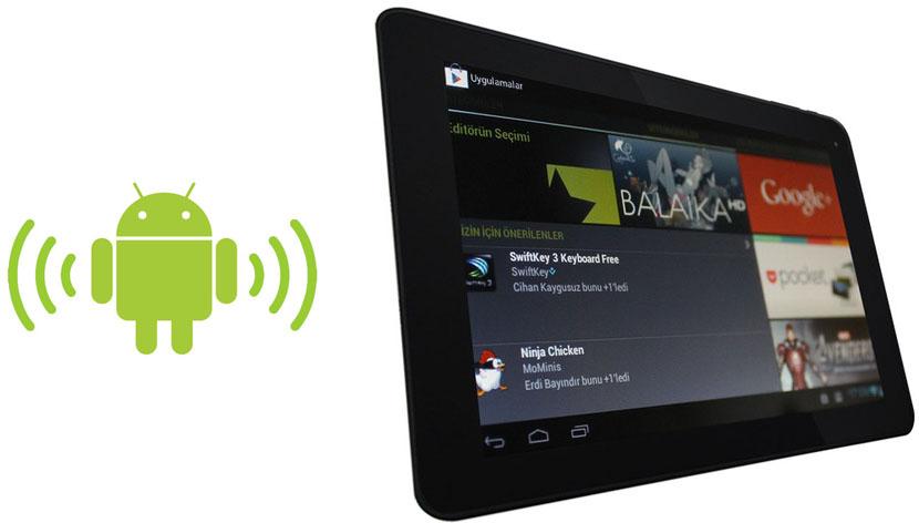 ProkserNET Android Tablet Versiyonu